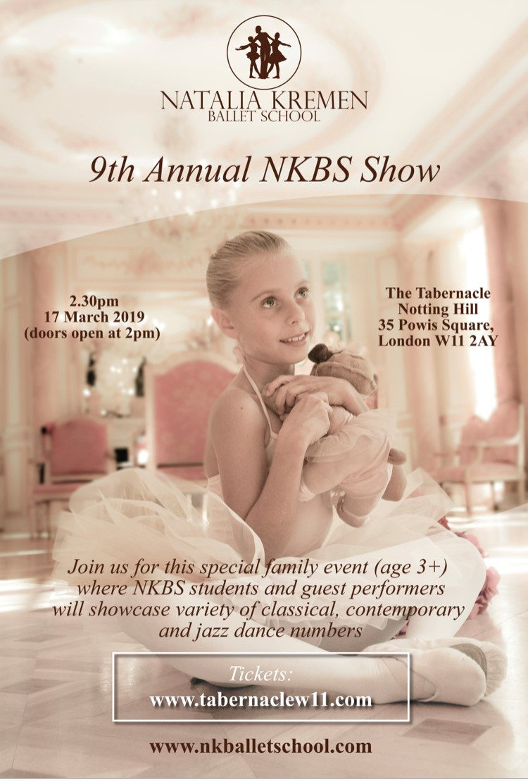 Natalia Kremen 9th Annual Ballet Show